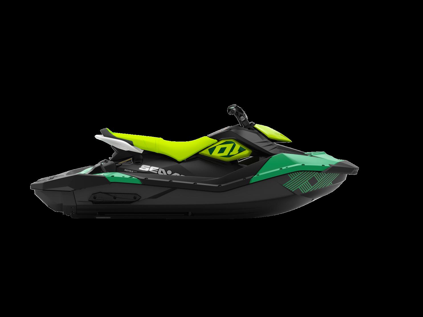 2021 Spark Trixx 3up